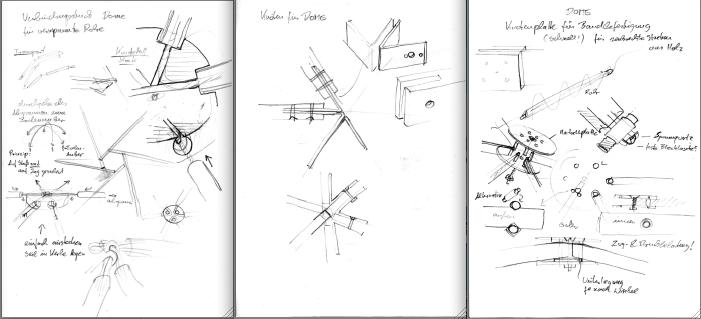 Ideen für die Verbindungsknoten